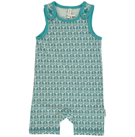 Maxomorra Playsuit Sail Boat