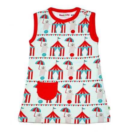 Sture & Lisa Dress Circusbear