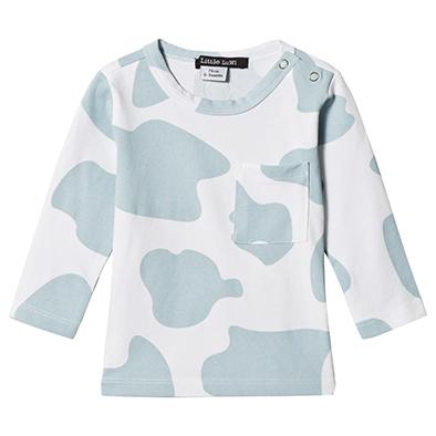 Little LuWi Blue Cow LS T-shirt