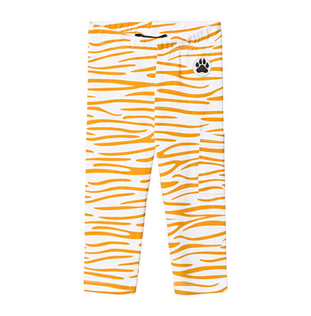 Little LuWi Yellow Tiger Leggings