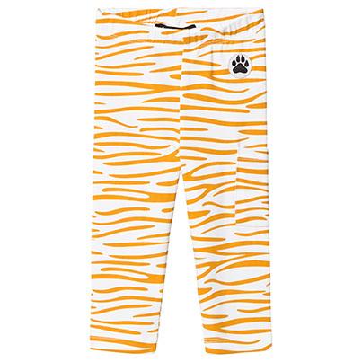 Little LuWi Yellow Tiger Leggings