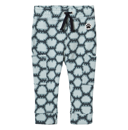 Little LuWi Blue Snake Jogger