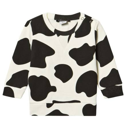Little LuWi Cow Sweatshirt