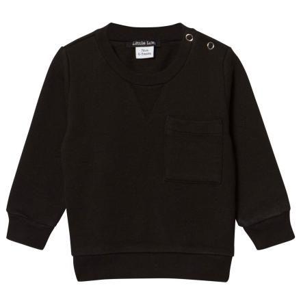Little LuWi Black Sweatshirt