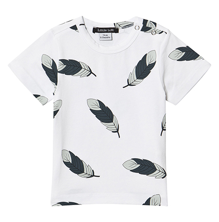 Little LuWi Feather T-shirt
