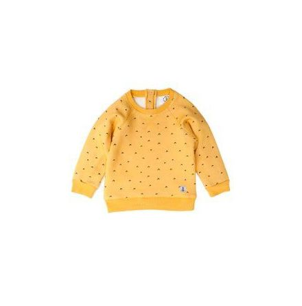 Bumble & Bee Sweatshirt Yellow Arrows