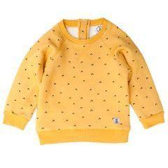 Bumble & Bee Sweatshirt Yellow Arrows