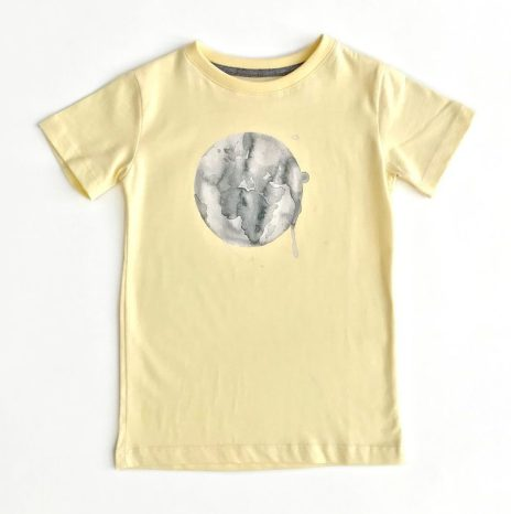 One We Like T-shirt Earth Yellow
