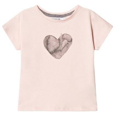 One We Like T-shirt heart