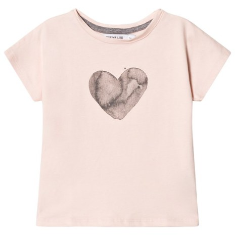 One We Like T-shirt heart