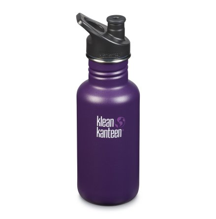 Klean Kanteen Classic Sport 535 ml Winter Plum