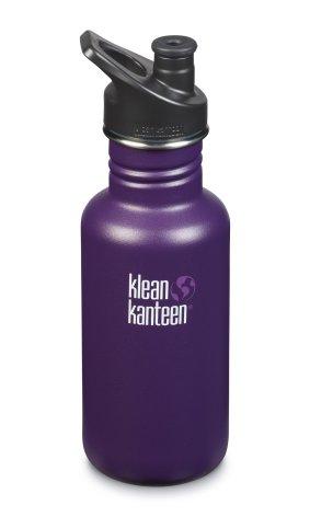 Klean Kanteen Classic Sport 535 ml Winter Plum