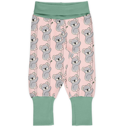 Maxomorra Rib Pants Koala