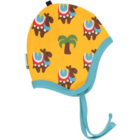 Maxomorra Hat Helmet Camel Caravan