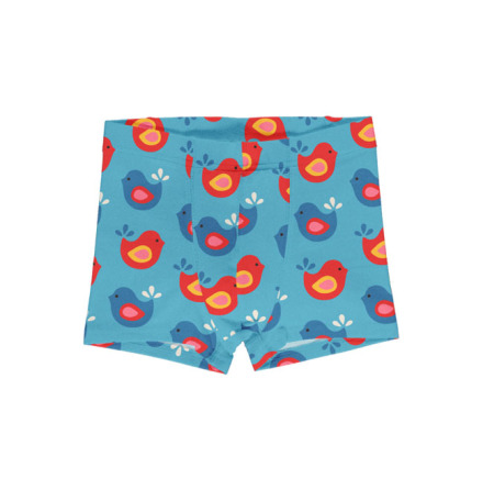 Maxomorra Boxer Bright Birds
