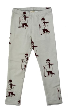 Don´t Grow Up Leggings scooter