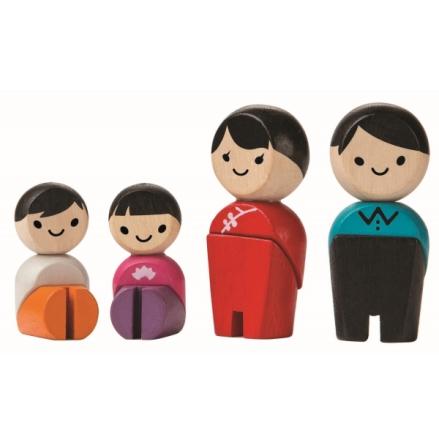 Plan Toys Family 3
