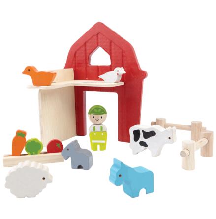Plan Toys Farm
