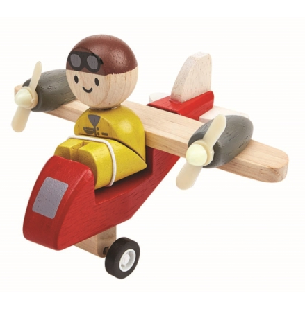 Plan Toys Turboprop Airplane
