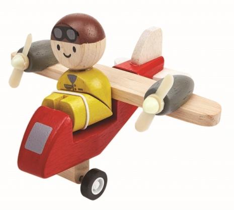 Plan Toys Turboprop Airplane