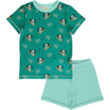 Maxomorra Pyjamas Set SS Koala Garden