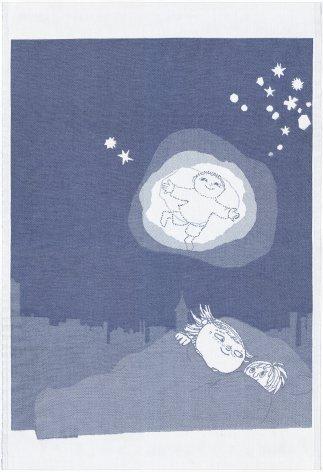 Ekelund Barnfilt Alfons Åberg Mitt i natten