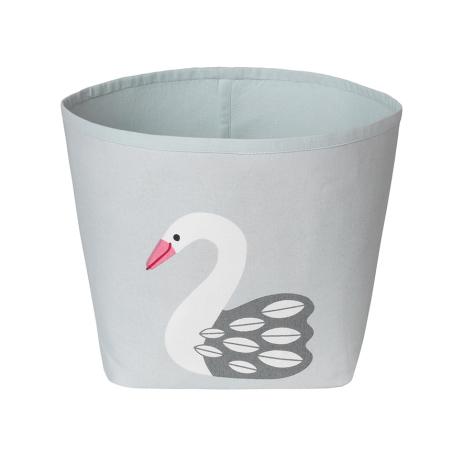 Franck & Fischer Förvaringskorg Ida Light Swan