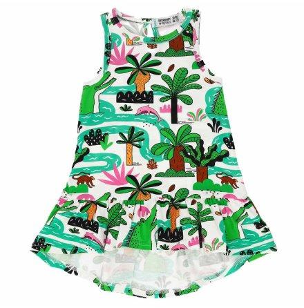 Raspberry Republic Amazonia Dress