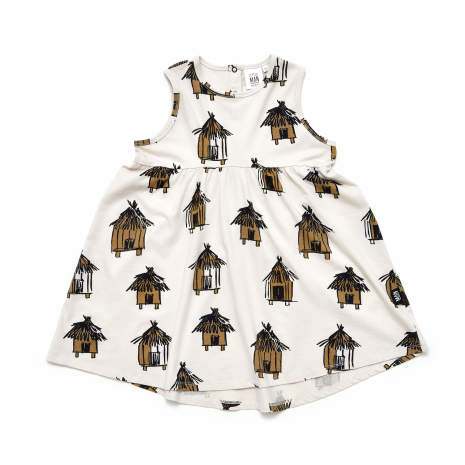 Little Man Happy Dress Huts