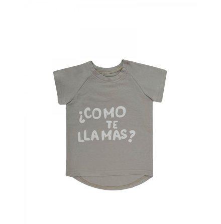 Dear Sophie Como Taupe T-shirt