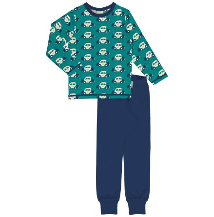 Maxomorra Pyjamas Set LS Police Car