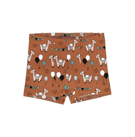 Maxomorra Boxer Camel Party