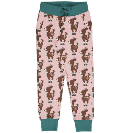Maxomorra Sweatpants Fawn