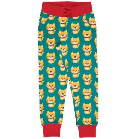 Maxomorra Sweatpants Cat