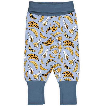 Maxomorra Rib Pants Bananana