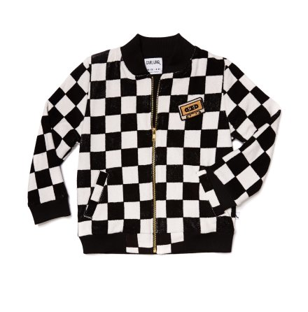 Carlijnq Checkers Bomberjacket