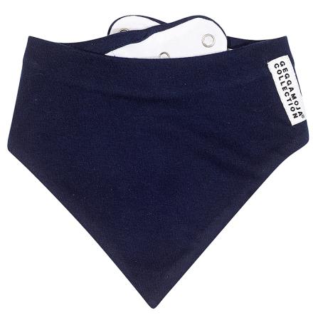 Geggamoja Dribblescarf Marinblå