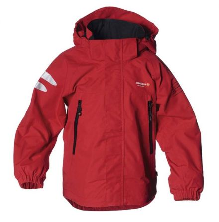 Isbjörn of Sweden Tornado Hardshell Jacket Red