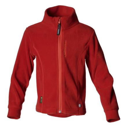 Isbjörn of Sweden Microfleece Jacket Red