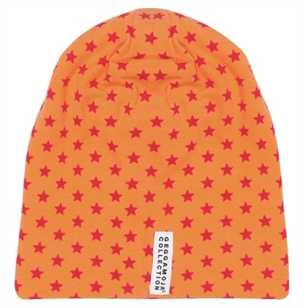 Geggamoja Mössa Orange Star
