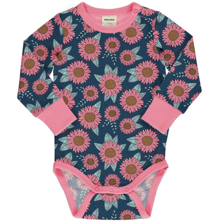 Maxomorra Body LS Sunflower Dreams