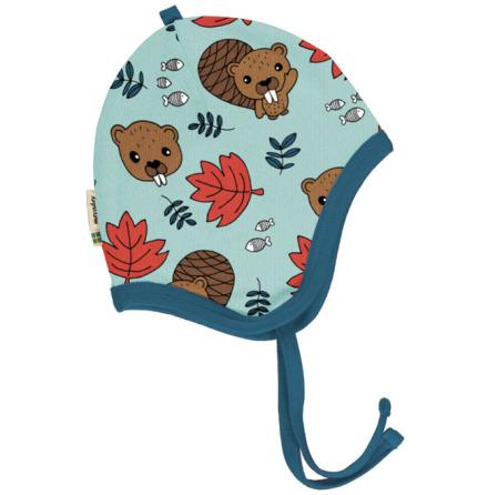 Maxomorra Hat Helmet Beaver Friends
