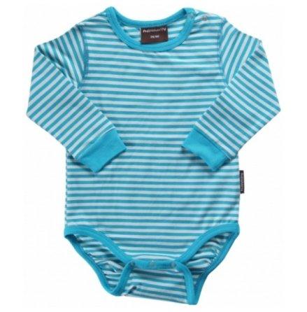 Maxomorra Body Turkos Stripes