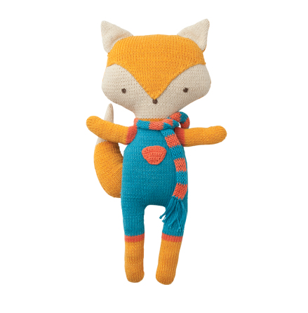Peppa Cuddle Friend Felix Fox