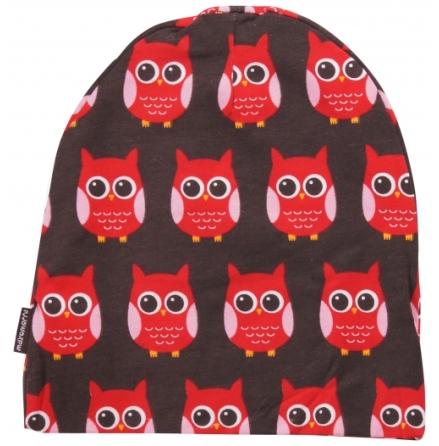 Maxomorra Mössa Red Owls