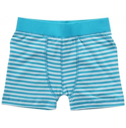 Maxomorra Briefs Stripes Turqouise