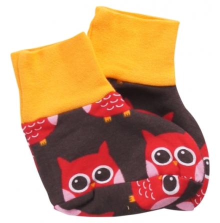 Maxomorra Babytossor Red Owls