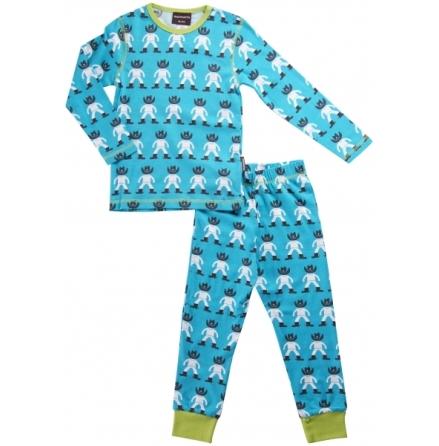 Maxomorra Pyjamas Set Cowboy