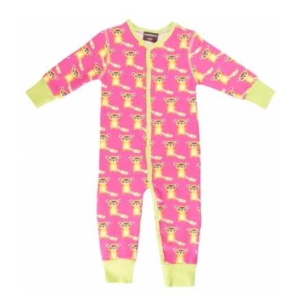 Maxomorra Pyjamas Raccoon