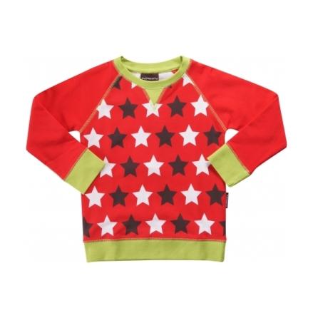 Maxomorra Sweatshirt Stars